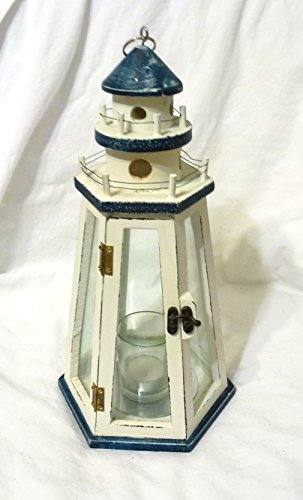 Beachcombers Lighthouse Tea Light (Lighthouse Holder)