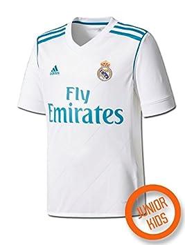 Adidas Real H Jsyy Lfp Camiseta, Niño Unisex: Amazon.es: Deportes y aire libre