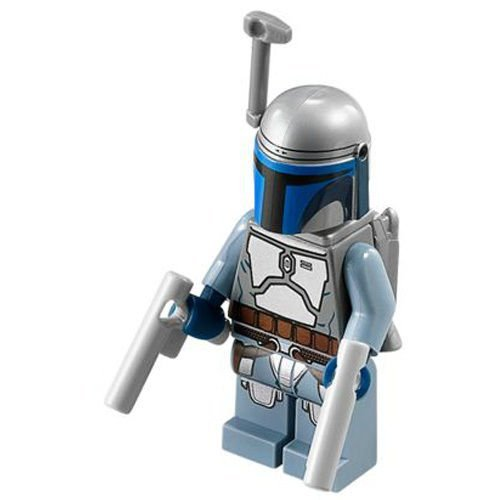 New Lego Jango Fett Minifig from Set 75015 Figure Minifigure Star Wars