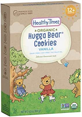 Baby & Toddler Snacks: Healthy Times Cookies