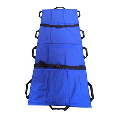 Carejoy Oxford Leather Folding Soft Stretcher / Emergency Rescue Soft Stretcher For Hospital,Clinic, Home,Sports venues,Ambulance - Folding Stretcher