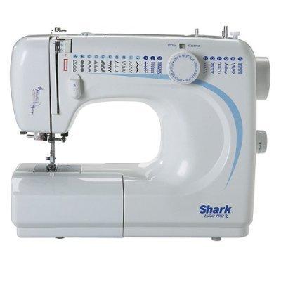 amazon com shark 60 stitch sewing machine 384 rh amazon com shark euro pro x sewing machine manual 412 shark euro pro sewing machine manual 998a