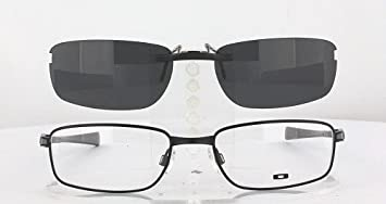 bddc2b4a49c3f Image Unavailable. Image not available for. Color  OAKLEY ROTOR-2.0-OX3063-53X18  POLARIZED CLIP-ON ...