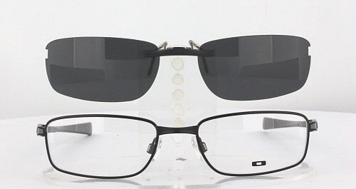 1ce70250b781d Amazon.com  OAKLEY ROTOR-2.0-OX3063-53X18 POLARIZED CLIP-ON SUNGLASSES  (Frame NOT Included)  Health   Personal Care