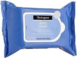 Lenços Demaquilantes Neutrogena, 25 Unidades