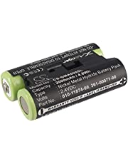 VINTRONS Replacement Battery for Garmin 010-11874-00, 361-00071-00