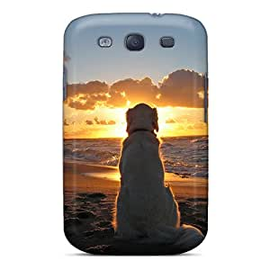 Hard Plastic Galaxy S3 Case Back Cover,hot Dog Day Out Case At Perfect Diy