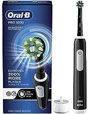 Oral-B Pro 1000 CrossAction Electric Toothbrush, Black