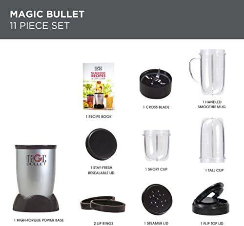 Magic Bullet Blender 11 Piece Set