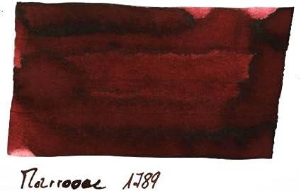Robert Oster Signature Tinte - Granate 1789: Amazon.es ...