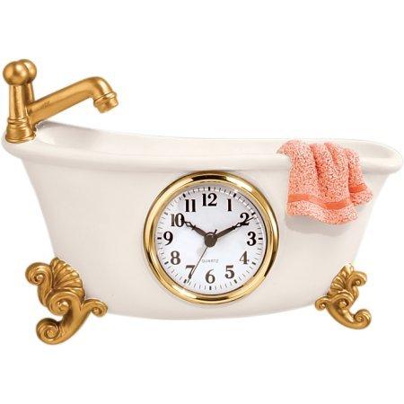 (Bathtub Clock)
