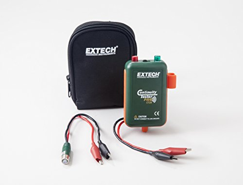 Extech Ct20 Remote And Local Continuity Tester Import It All