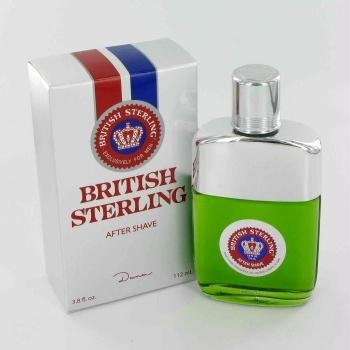 Price comparison product image British Sterling By Dana For Men. Aftershave 3.8-Ounces