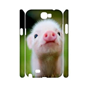 Cute Piggy Custom 3D Iphone 5/5S ,diy phone case ygtg-794408