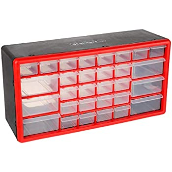 Amazon.com: Storage Drawers-30 Compartment Organizer ...