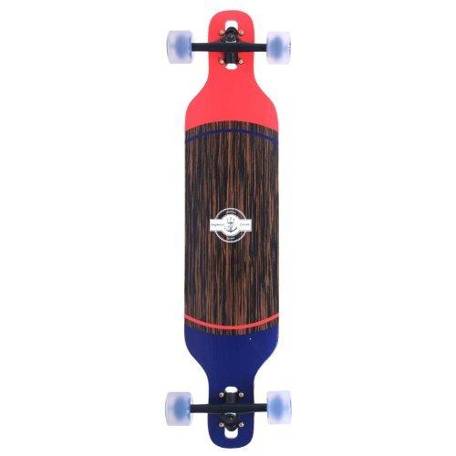 Brand new Maple longboard Cruiser Through 9.5×42 Longboard Skateboard Complete