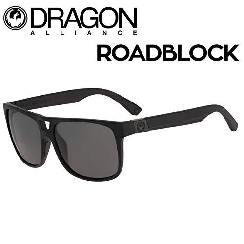 【半額】 DRAGON DRAGON ドラゴン DRAGON サングラス MATTE B07Q3T6T5V ROADBLOCK ロードブロック MATTE BLACK - GREY サングラス【C1】 B07Q3T6T5V, 新里村:1203bb31 --- arianechie.dominiotemporario.com