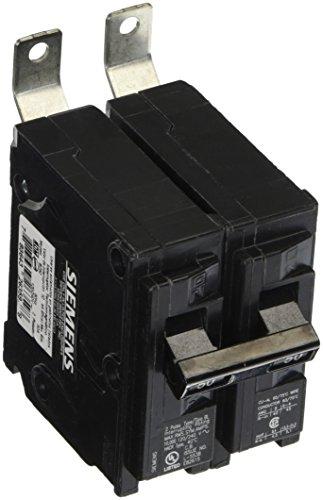 Siemens B250 50-Amp Double Pole 120/240-Volt 10KAIC Bolt in Breaker by Siemens