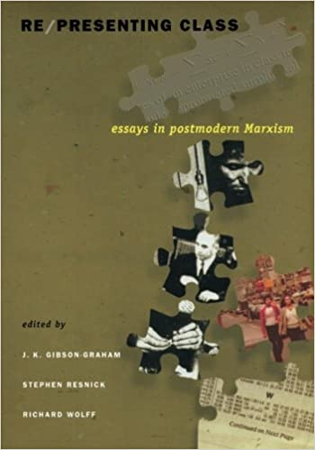 re presenting class essays in postmodern marxism j k gibson  re presenting class essays in postmodern marxism j k gibson graham stephen resnick richard wolff 9780822327202 com books