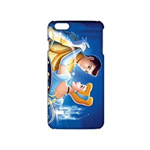 Cinderella 3D Phone Case for iPhone 6