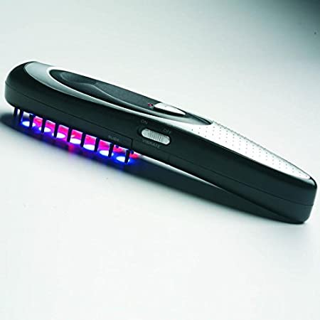 Cepillo regenerante para el pelo tratamiento laser anticaida ...