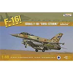 Kinetic-148-F16I-Sufa-Storm-Israeli-Air-Force-Aircraft