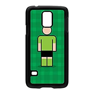 Forest Green Black Hard Plastic Case for Samsung? Galaxy S5 by Blunt Football + FREE Crystal Clear Screen Protector