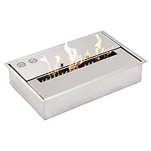 """Amazon.com: Pro 36"""" Ethanol Fireplace Burner Insert"""