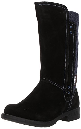 Denim Muk Muk Casey Luks Fashion Womens Casey Boot Womens Black Luks qvxP6d