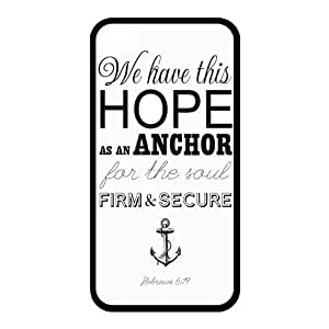 Custom Anchor Back Cover Case for iphone 4,4S JN4S-675