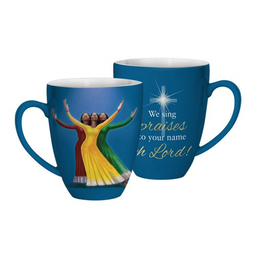 Mug African American (African American Expressions - We Sing Praises Mug (15 oz.) CHMUG-27)