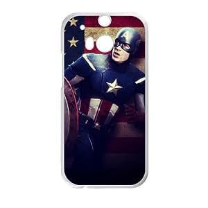 HTC One M8 Phone Case Captain America FJ39970