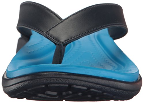 Navy Caprivflip WoMen Back Open Slippers Crocs Ocean Blue w61T4HHx