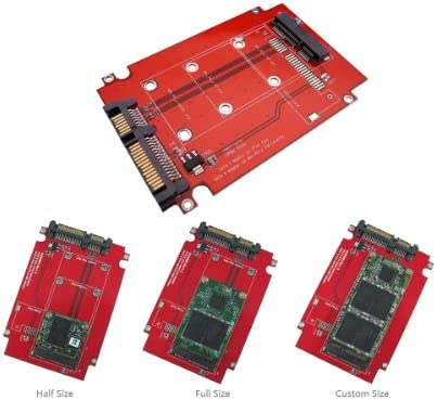 Kalea-Informatique - Adaptador mini PCI Express a SATA para disco ...