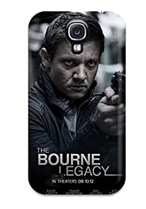 GFcoewH1909KPEGj Tpu Case Skin Protector For Galaxy S4 Aaron Cross Jeremy Renner Firearms People Movie With Nice Appearance