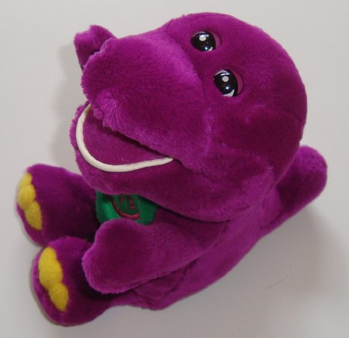 Toys And Love : Barney i love you singing plush doll your dream toys