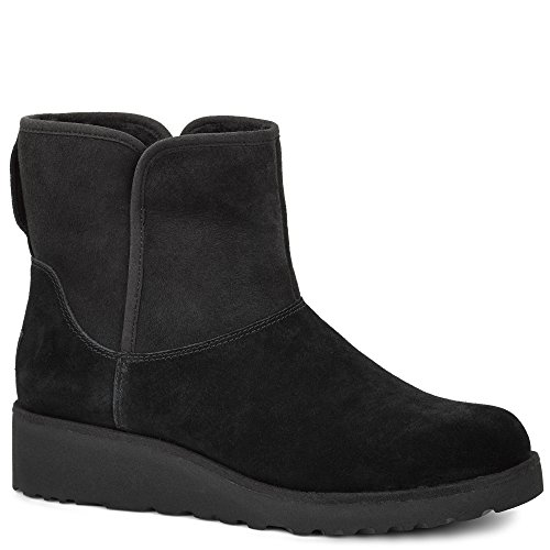 Ugg Fur Boots (UGG Women's Kristin Winter Boot, Black, 9 B US)