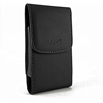 Amazon.com: Essential Phone Pouch, Vertical Leather Case ...