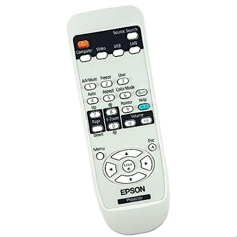 Epson BrightLink 450Wi Projector Control 64 BIT