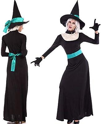 Ambiguity Disfraz de Halloween Mujer Juego de Halloween Disfraz ...