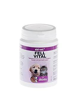 EBI de VET Vital Tabs de pelo para perros y gatos 150 g: Amazon.es: Productos para mascotas