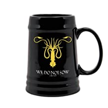 Dark Horse Comics Game of Thrones Ceramic Stein Greyjoy Sigil