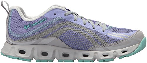 Columbia Womens Drainmaker Iv Water Shoe Fairytale, Acquario