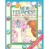img - for New Testament Bible Activities book / textbook / text book
