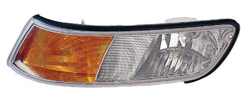 Depo 331-1560L-US Mercury Grand Marquis Driver Side Replacement Parking/Side Marker Lamp Unit without Bulb