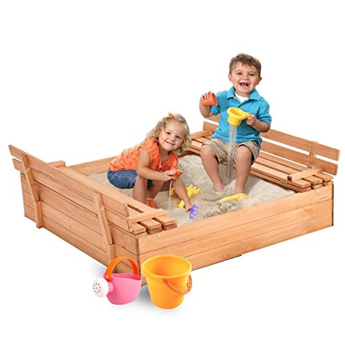 Costzon Kids Foldable Wooden