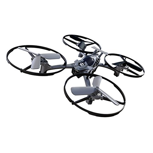 Sky Viper Hover Racer Game Enhanced Battle and Racing Drone - Black 2016 Edition