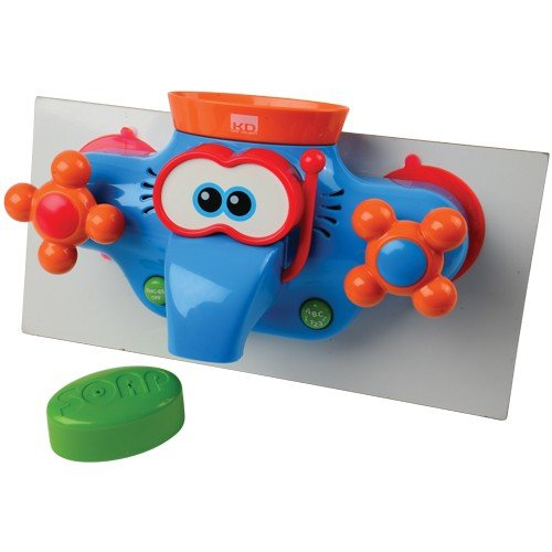 CP Toys My Bath Time Tap Multi-Lingual Bathtub Toy with Rhyming Songs