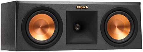 Klipsch RP-250C Center Channel Speaker – Ebony