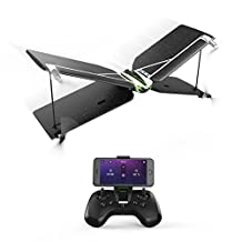Parrot PF727003 Swing with Flypad, Black Drone